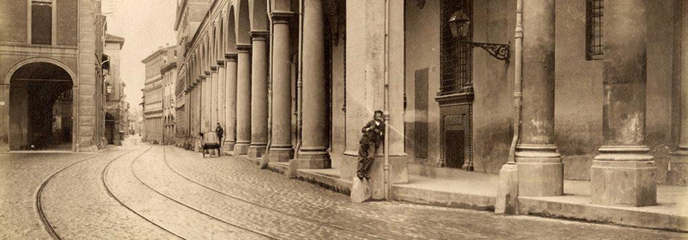 Pietro Peppi e le fotografie dell'Emilia