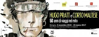 Hugo Pratt and Corto Maltese