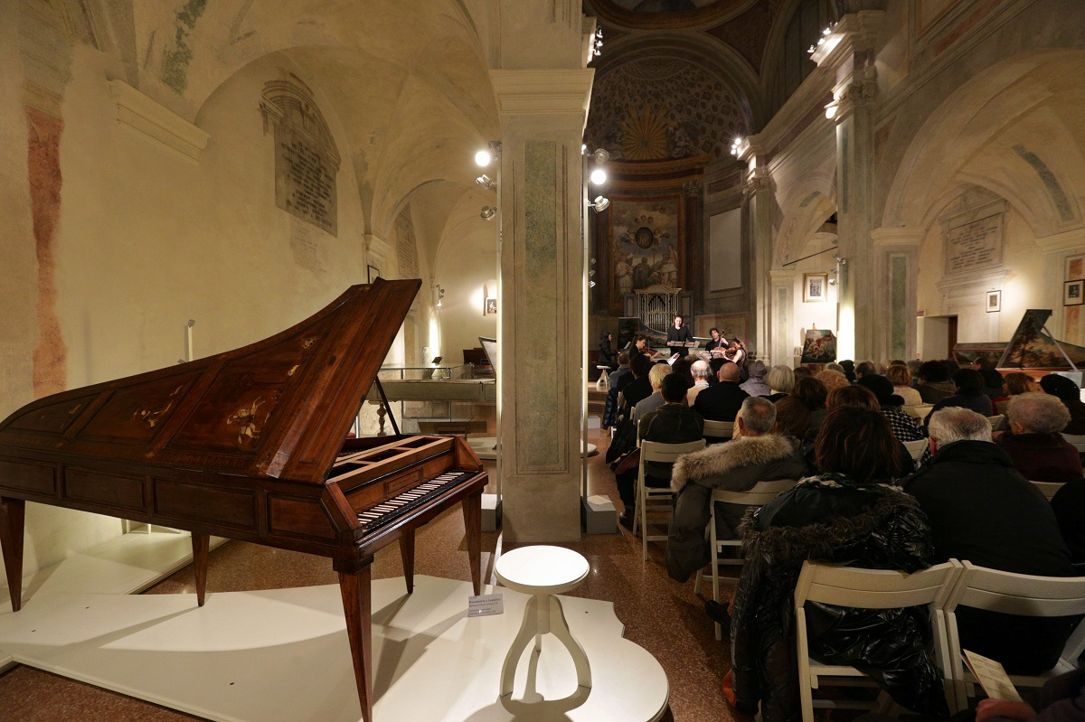 Concert in San Colombano