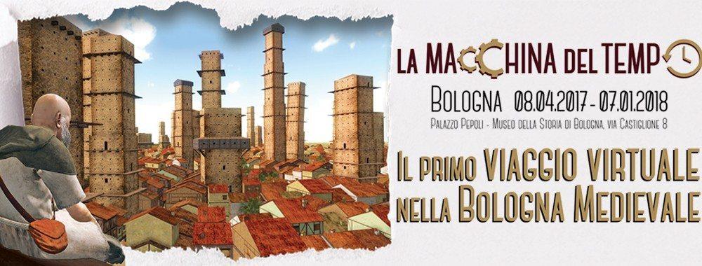 The Time Machine - Genus Bononiae - Musei nella Città di Bologna