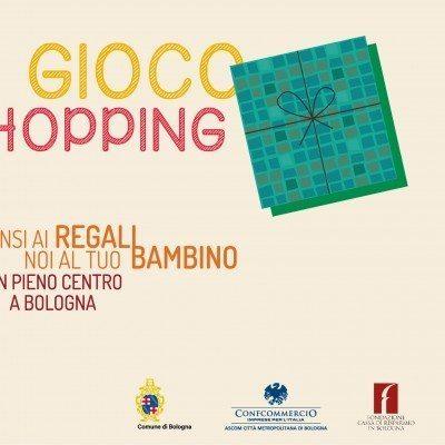 Io gioco, tu shopping! a Palazzo Fava