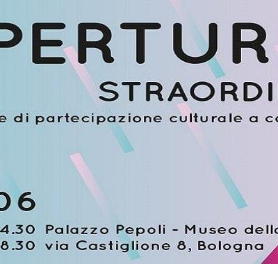 Aperture Straordinarie: buone pratiche a confronto, un incontro pubblico a Bologna