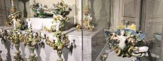 Le Maioliche Minghetti a Palazzo Pepoli