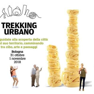 Trekking Urbano Bologna 2018