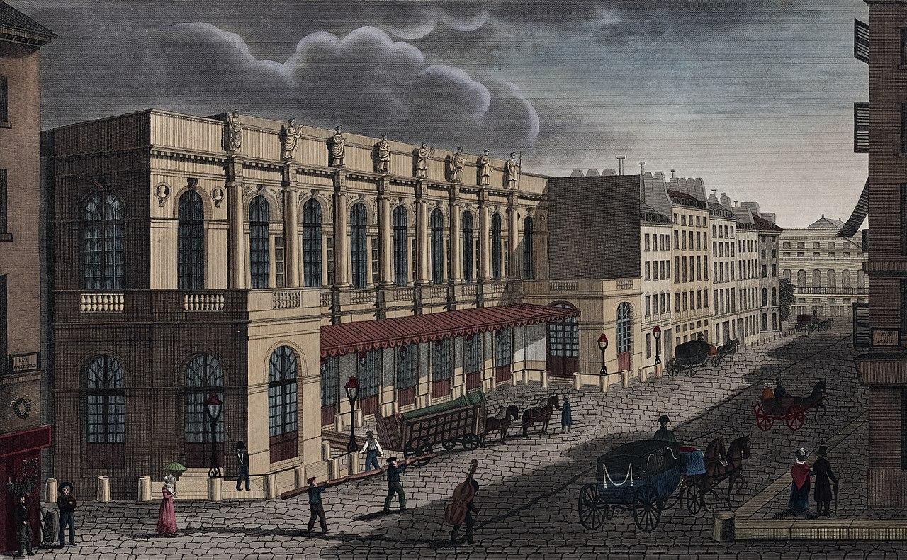 Da Parigi a Bologna, in viaggio con Liszt e Rossini