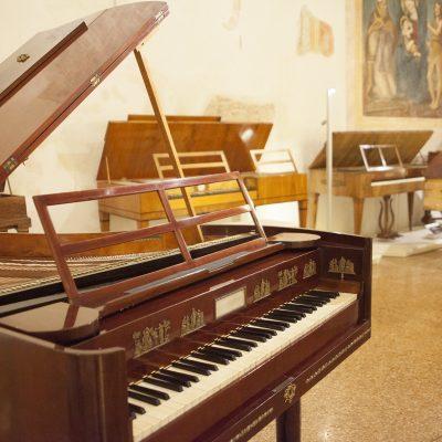 Il pianoforte in Italia. 2°Convegno Internazionale di Organologia