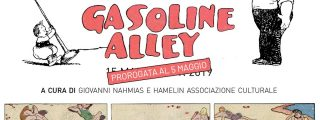 Frank King. A Century of Gasoline Alley
