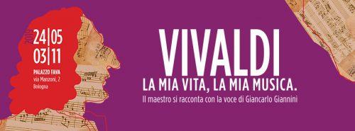 Vivaldi. My life, my music.