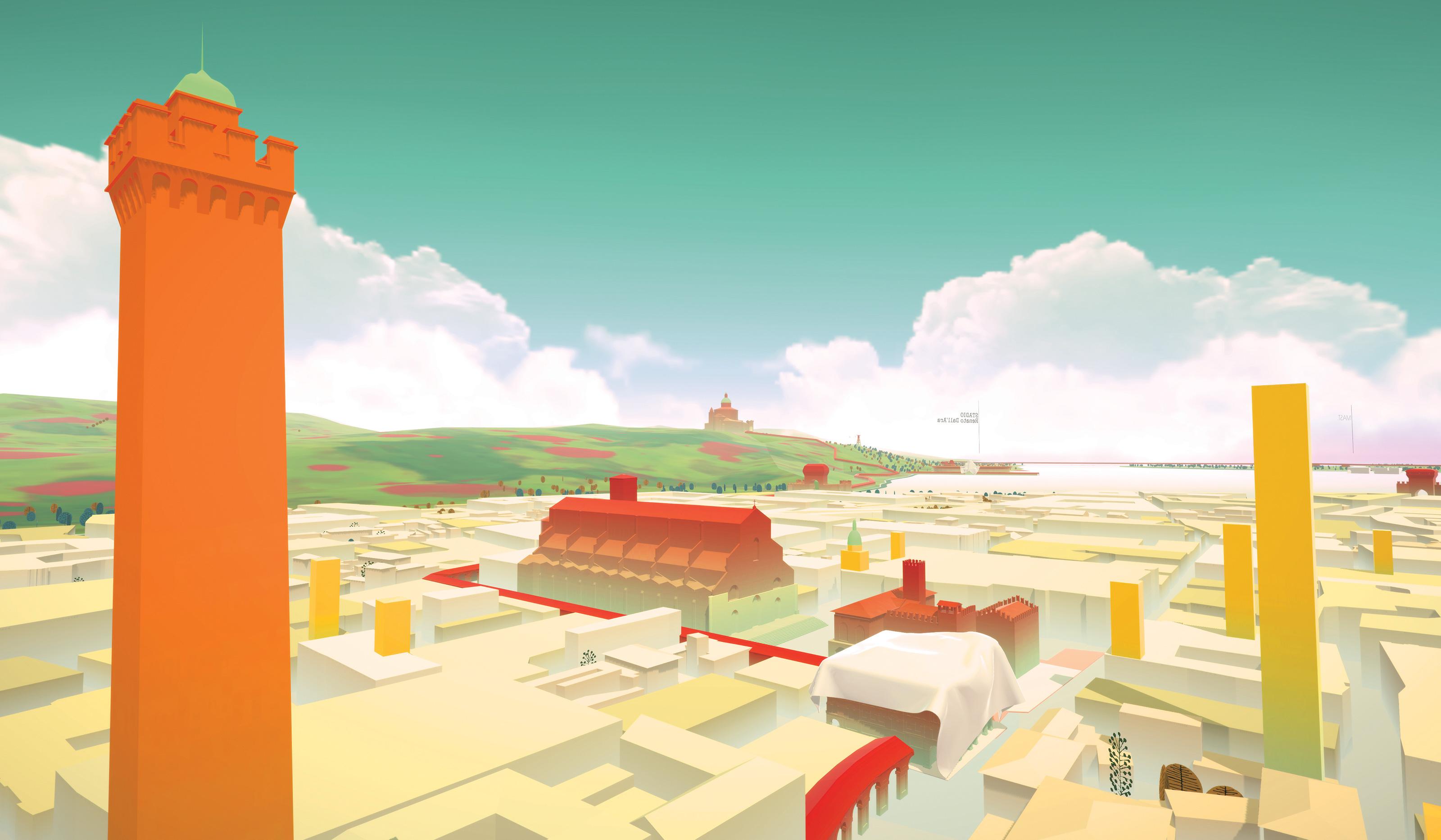 Il futuro dimenticato: realtà virtuale al Museo della Storia di Bologna