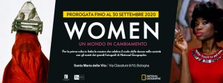Extended until 30 September 2020 – Women. Un mondo in cambiamento
