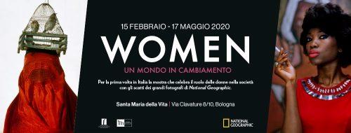 WOMEN. Un mondo in cambiamento