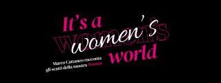 """""""WOMEN. Un mondo in cambiamento"""" sui nostri canali social"""