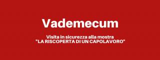 Vademecum - Visita in sicurezza alla mostra Polittico