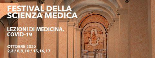 Festival della Scienza Medica 2020 - Online da Palazzo Pepoli. Museo della Storia di Bologna