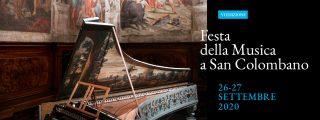 FESTA DELLA MUSICA - 26 e 27 Settembre 2020