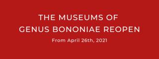 The museums of Genus Bononiae reopen