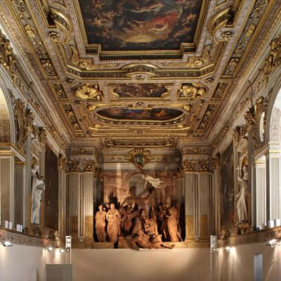 New opening of the Oratory of Santa Maria della Vita