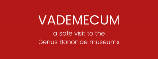 Vademecum - a safe visit at the Genus Bononiae museums