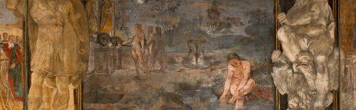 Gli affreschi di Palazzo Fava - Antico e Moderno